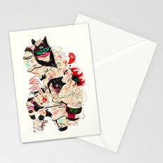 Wolfmother Stationery Cards