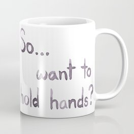 Otter Valentine Coffee Mug