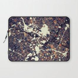 Splattered Paint Laptop Sleeve