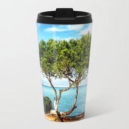 Tree in Focus Travel Mug
