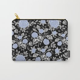 Seamless floral background Carry-All Pouch