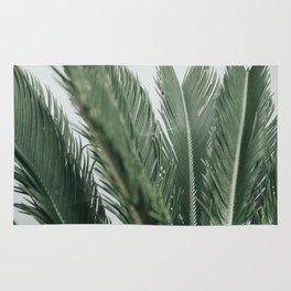 Green Palms Rug