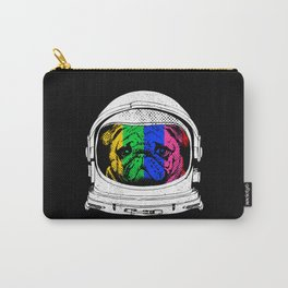 Astronaut Pug Carry-All Pouch