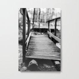 Entry Metal Print