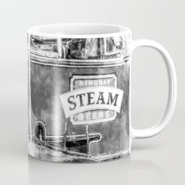 Foden Steam Lorry Vintage Coffee Mug