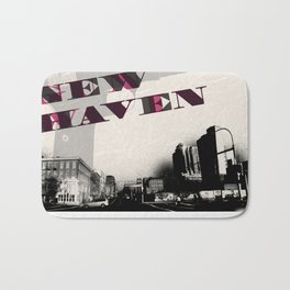 Gun Wavin, New Haven Bath Mat
