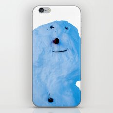 Snowman  iPhone & iPod Skin