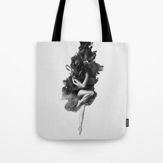The born of the universe Tote Bag