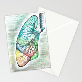 Life's Breath Stationery Cards