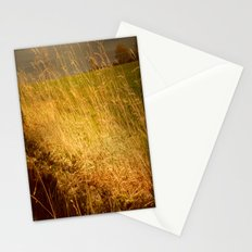 Moody Grasses. Stationery Cards