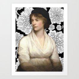 Mary Wollstonecraft Art Print