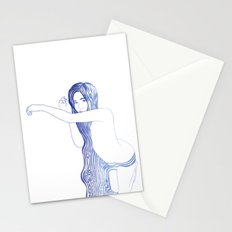 Water Nymph XXXV Stationery Cards