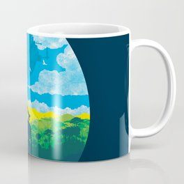 Mystical City Coffee Mug