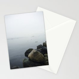 Ocean Fog Stationery Cards