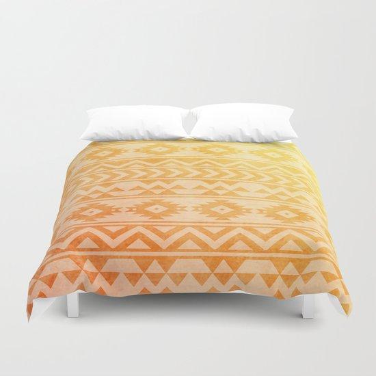 Aztec Pattern 08 Duvet Cover