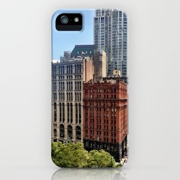 Civic Center Manhattan iPhone Case