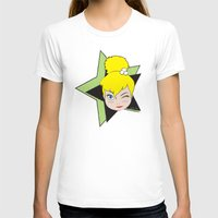 tinker bell T-shirts featuring I Am Smart - Tinker Bell by AmadeuxArt