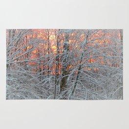 Winter Morning Rug