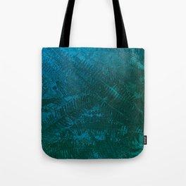 Ferns pattern Tote Bag