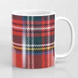 Love Tartán (5) - Stewart Royal Coffee Mug