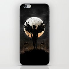 Lost in the world of humanity iPhone & iPod Skin