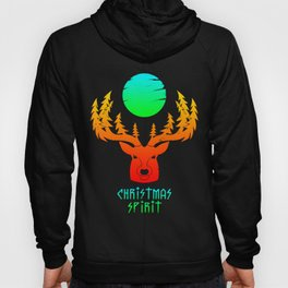 Christmas Spirit BLACK Hoody