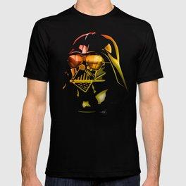 STAR WARS Darth Vader on black T-shirt