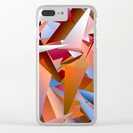 Splinter Group Clear iPhone Case