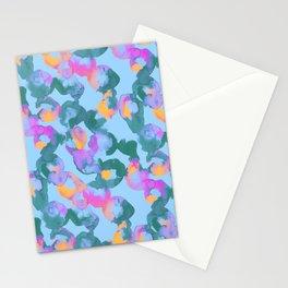 Beta Blue Stationery Cards