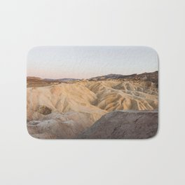 Landscape In Death Valley, California  USA Art Print | Travel Photography Bath Mat