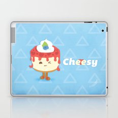 Cheese Cake Laptop & iPad Skin