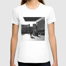 Loving walk in Amsterdam T-shirt