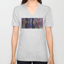 A FACE IN THE CROWD Unisex V-Neck