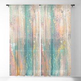 Swipe Enhanced 6 Sheer Curtain