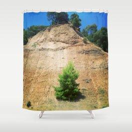 tree1 Shower Curtain
