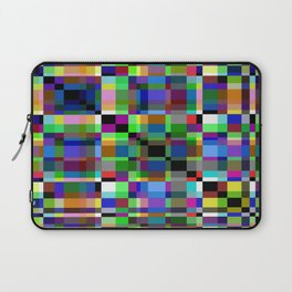 Pastel Party - Abstract, geometric, pastel artwork Laptop Sleeve