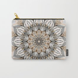 Sunset Mandala Carry-All Pouch