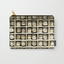 What Size? Carry-All Pouch