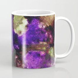 Geode III, Ametrine Coffee Mug