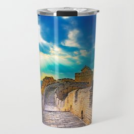 Simatai West Great Wall Travel Mug