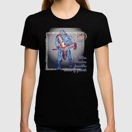 Giant; Big Blue Wrecker T-shirt