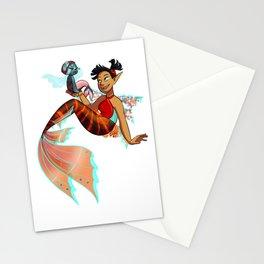 Musa Sirenix Stationery Cards