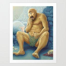 polyphemus Art Print