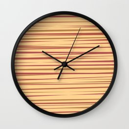Plains of Africa Wall Clock