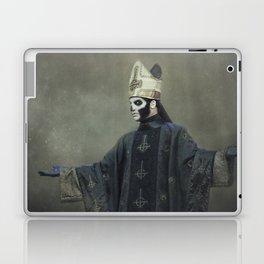 Ghost - Papa Emeritus III Laptop & iPad Skin