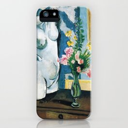 The Plaster Torso - Henri Matisse - Exhibition Poster iPhone Case