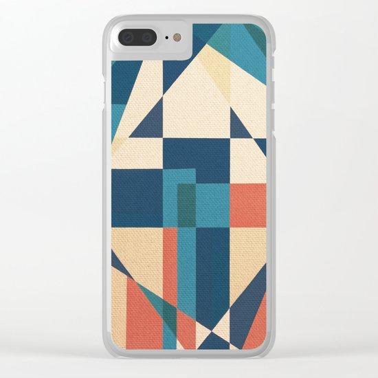 Viva Santo Antonio (Brasil) Clear iPhone Case