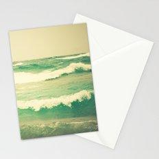 Sea Glass Stationery Cards