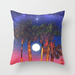 5-14-15_Power of Now. Throw Pillow