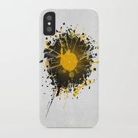 springsteen iPhone & iPod Cases featuring Don't Destroy the Vinyl by Sitchko Igor